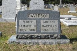 Camaliel B Davidson