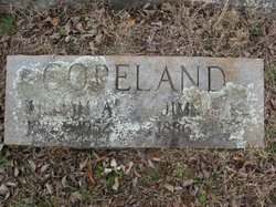 Mrs Jimmie Lexine <i>Edney</i> Copeland