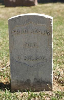 Thadeus Adams