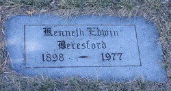 Kenneth Edwin Beresford