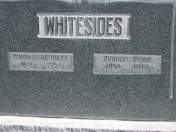 Mary Ellen <i>Bennett</i> Whitesides
