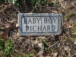 Baby Boy Richard Caraway