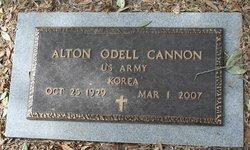 Alton Odell Cannon