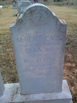 Albert Earl Nix