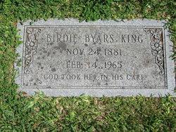 Birdie Ping <i>Byars</i> King