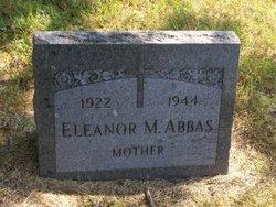 Eleanor Maxine <i>Steward</i> Abbas