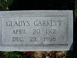 Glaydes <i>Brooks</i> Garrett