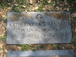 Katherine Avarilla Katie <i>Page</i> Kennard
