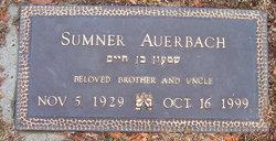 Sumner Auerbach