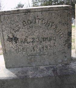 Elias Boutchyard