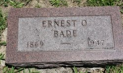 Ernest Frederick Otto Bade