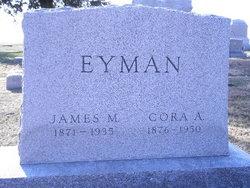 Cora A. Eyman
