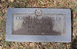 Cornelia <i>Stanley</i> Christopher