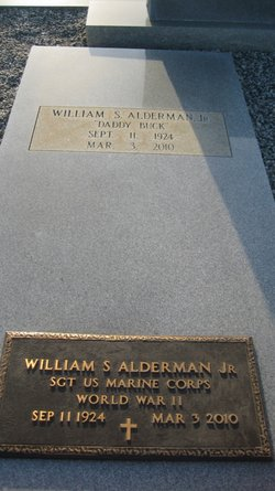William Shepard Alderman, Jr