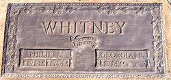 Philp L Whitney, Jr