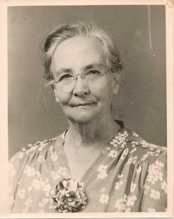 Myrtle Maude <i>Cromwell</i> Fitzgerald