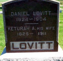Keturah Ann <i>McDonald</i> Lovitt