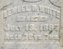Lemuel D. White