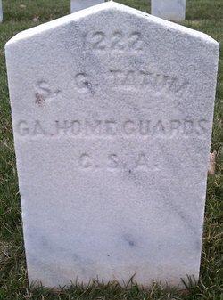 Pvt Shelton G. Tatum