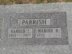 Harold Lewis Hal Parrish