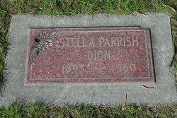Mary Stella <i>Lewis Parrish</i> Dion