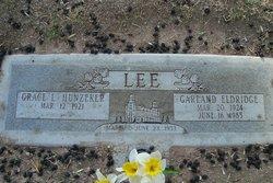 Garland Eldridge Lee