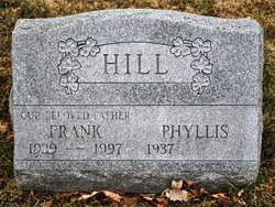 Francis George Frank Hill