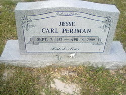 Jesse Carl Bug Man Periman
