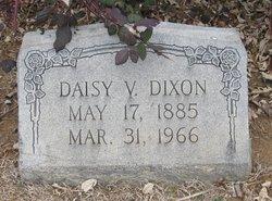 Daisy <i>Vanderburg</i> Dixon