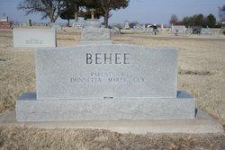 James Marion Behee