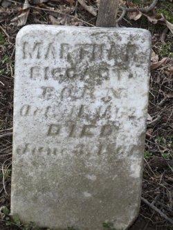 Martha B Biggart