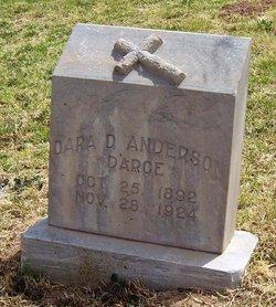 Dara D. <i>Schmacher</i> Anderson