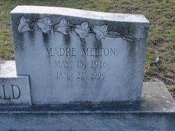 Madre <i>Melton</i> Edenfield