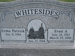 Evan A. Whitesides