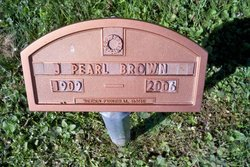 Jenetta Pearl <i>Sprowls</i> Brown