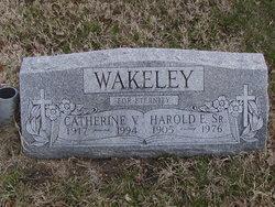 Catherine V. <i>Yaworski</i> Wakeley