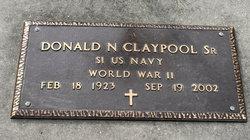 Donald N. Claypool, Sr