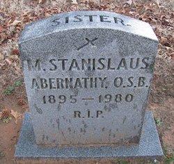 Sr Mary Stanislaus Abernathy