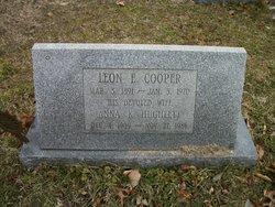 Anna K. <i>Hughlett</i> Cooper