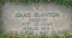 Isaac Blanton