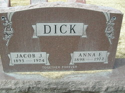 Anna E Dick