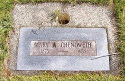 Mary Adeline <i>White</i> Chenoweth