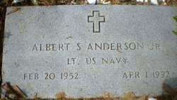 Dr Albert Sidney Sid Anderson, Jr