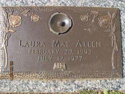 Laura Mae <i>Brannon</i> Allen