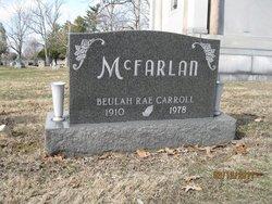 Beulah Rae <i>Carroll</i> McFarlan
