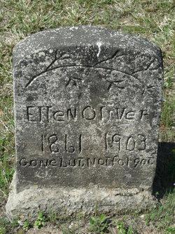 Ellen Oliver
