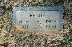 Elsa Roberta Bertie <i>Baker</i> Anderson
