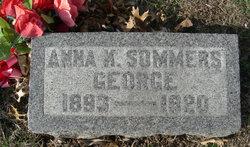 Anna Katharine <i>Sommers</i> George