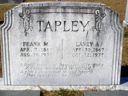 Laney Alice <i>Minton</i> Tapley