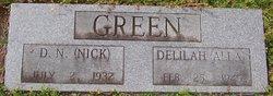 D. N. Nick Green